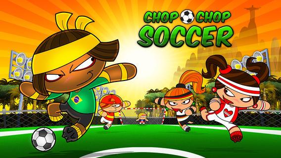 Chop Chop Soccer Review Play Legit Video Gaming Real Talk Ps4