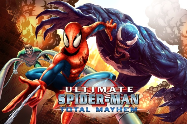 real spiderman games play