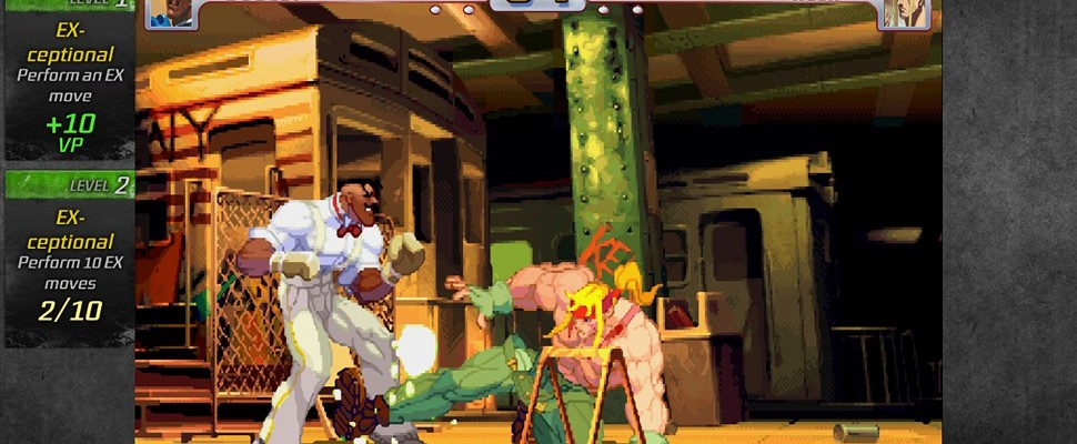 Street Fighter 3: Third Strike Online Edition Review (PS3, Xbox 360