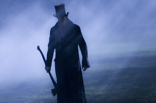 'Abraham Lincoln: Vampire Hunter' MovieReview
