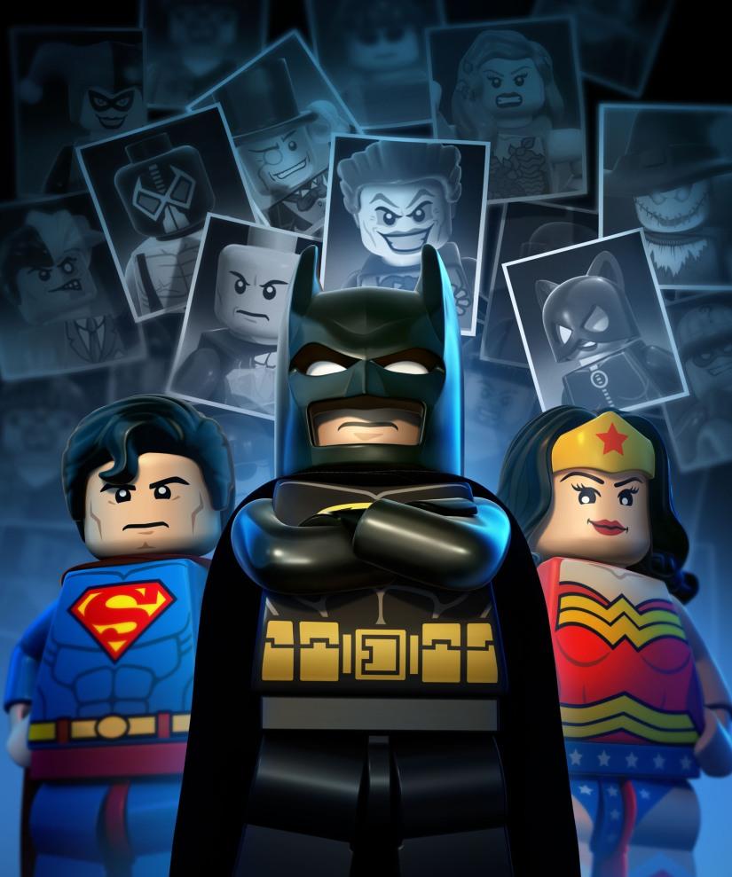 Lego Batman 2: DC Super HeroesReview