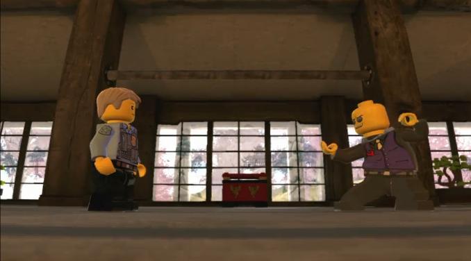 LEGO City: UndercoverPreview