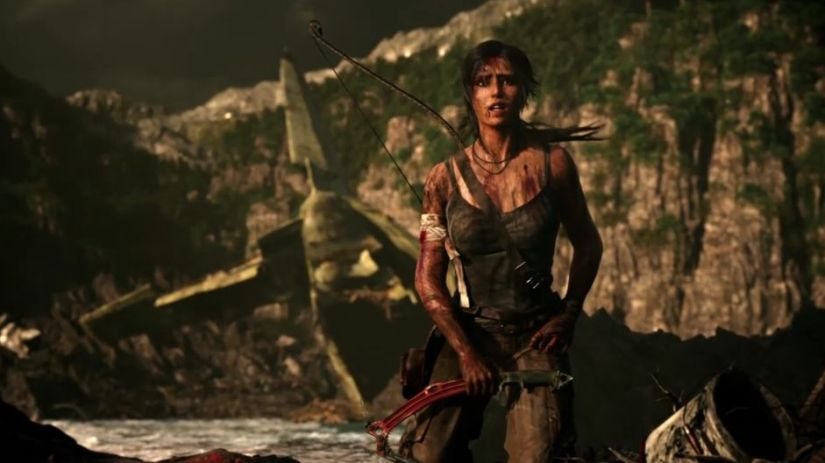 "Tomb Raider: ""Survivor"" Trailer Brings the Excitement"
