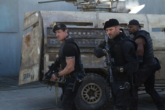 The Expendables 2 MovieReview
