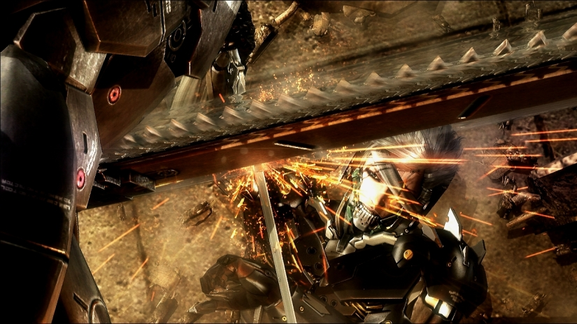 Metal Gear Rising: Release DateAnnounced