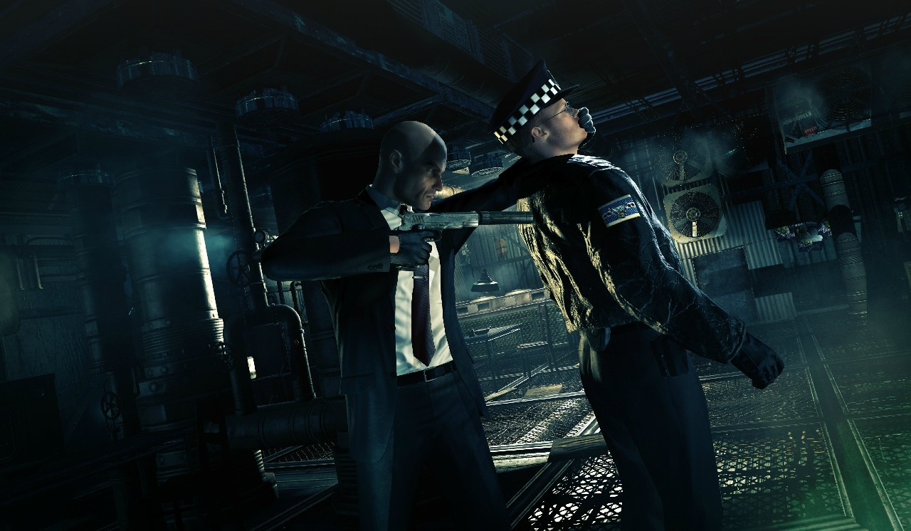 Hitman Absolution Online Mode Play Legit Video Gaming Real