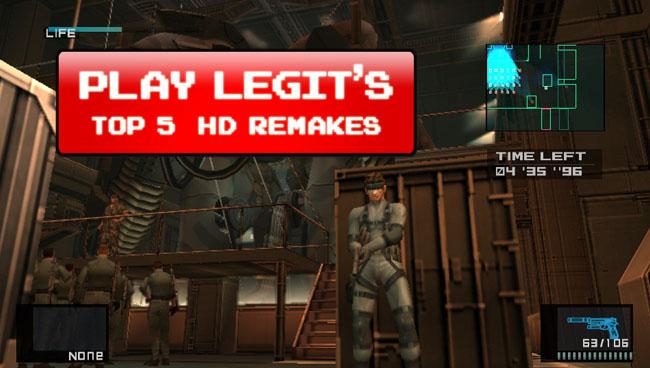 PlayLegitsTop5HDRemakes