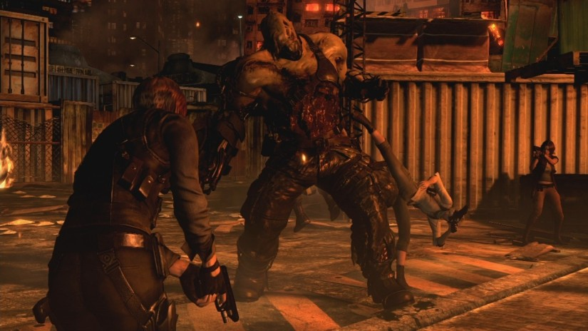 "A ""Free"" Title Update is Coming to Resident Evil 6"
