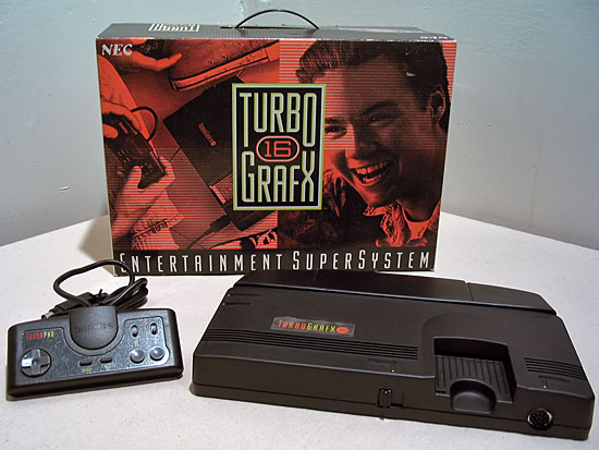 Turbo Grafx 16/PC Engine Buyers Guide: How To do it Right
