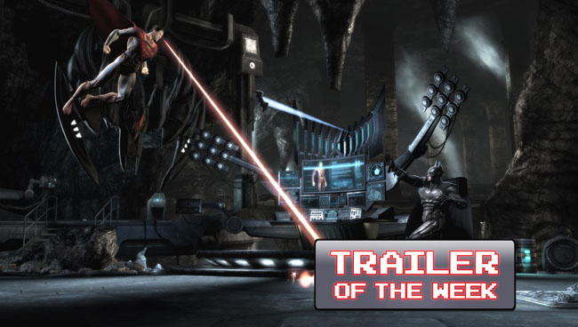 Trailer of the Week | Injustice: Gods AmongUs