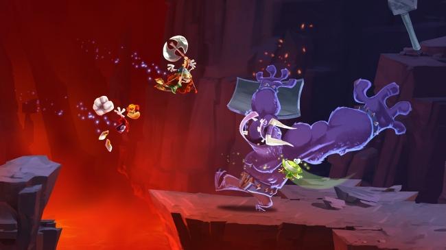 Rayman Legends  -- 5