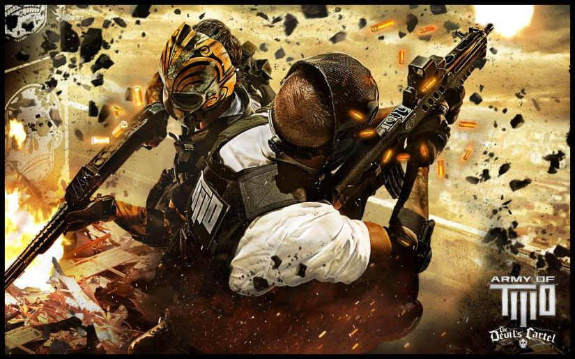 Army of Two: The Devil's Cartel DemoImpressions