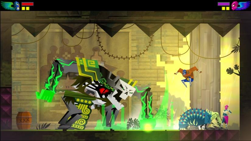 Guacamelee! is a PS3/Vita CrossBuy