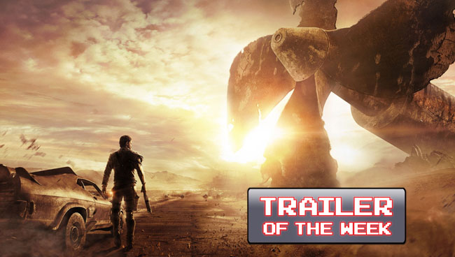 The Trailer of the Week Goes Mad!