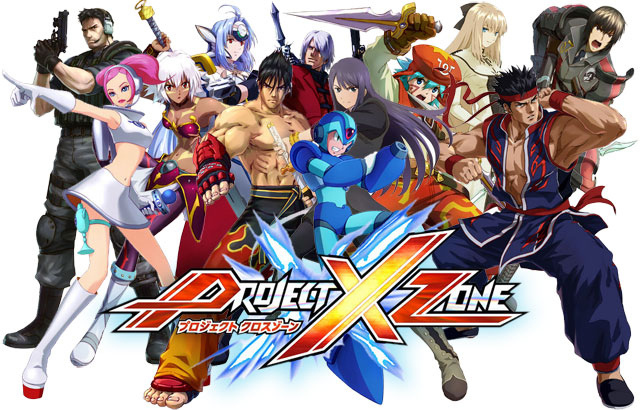 project-x-zone-roster