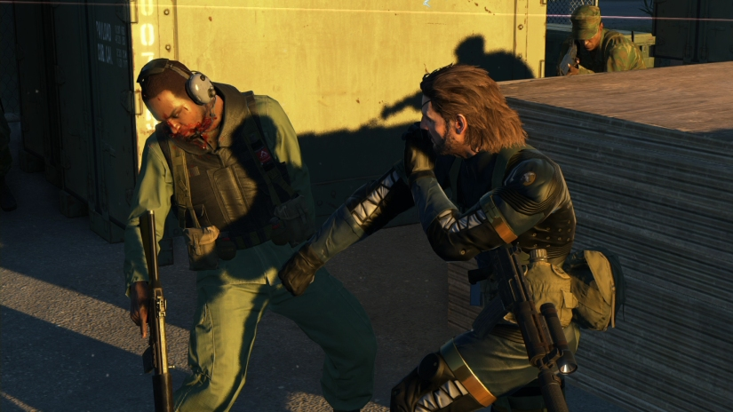 Metal Gear Solid 5 Ground Zeroes has a 'Classic' Bonus