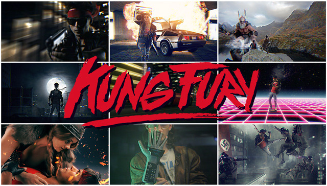 Unleash the 'Kung Fury'