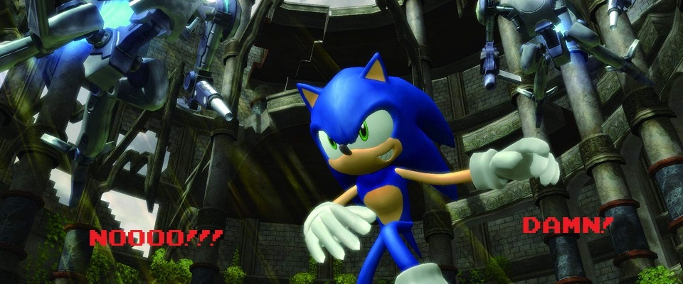 Sonic 06 Still Sucks Play Legit Video Gaming Real Talk Ps4