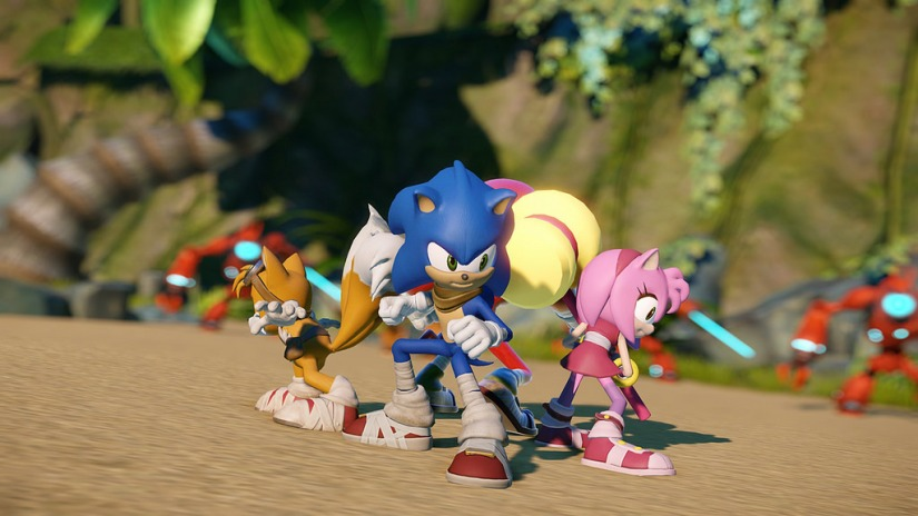 Sonic Boom is a Game/TV Crossover