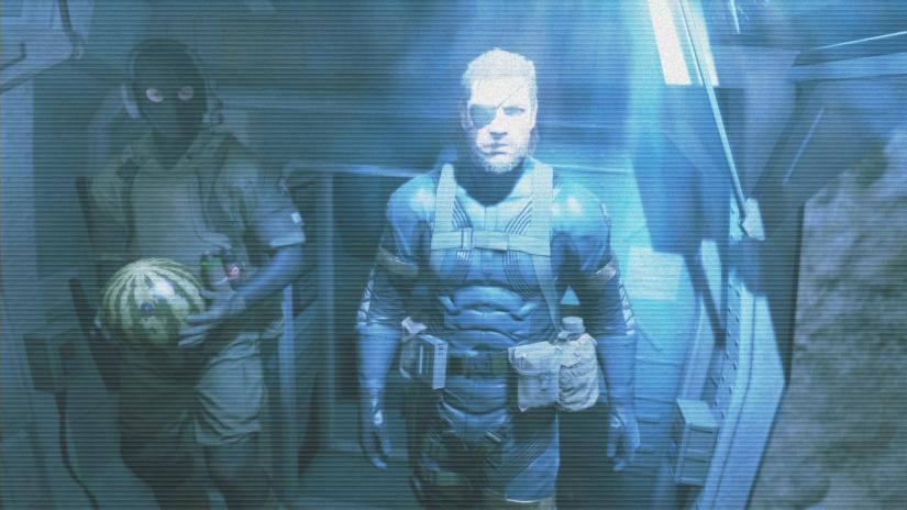 Metal Gear Solid V: The Phantom Pain E3 2015Reaction