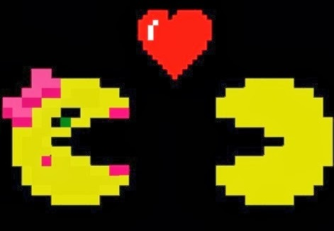 Pacman and Mrs Pacman