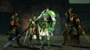 The dynasty warriors series