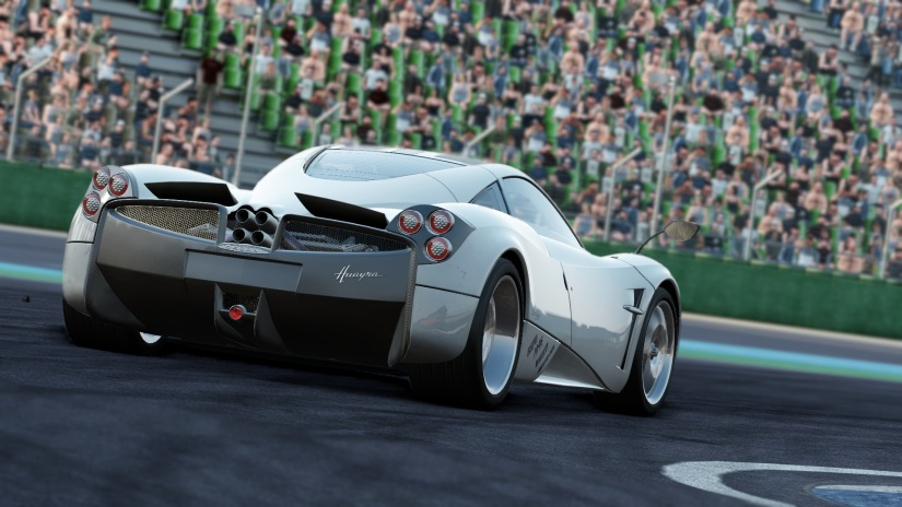 How is ProjectCARS?