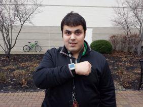 """Amir """"Trucker Ninja"""" Issari"""