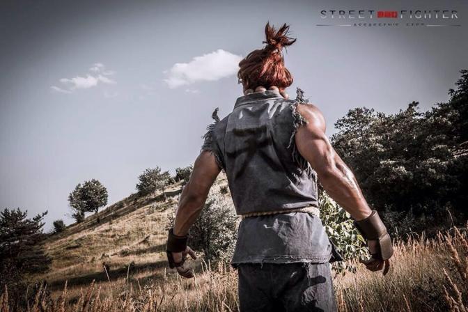 Web Series Street Fighter Assassin S Fist Is Ultimate Fan