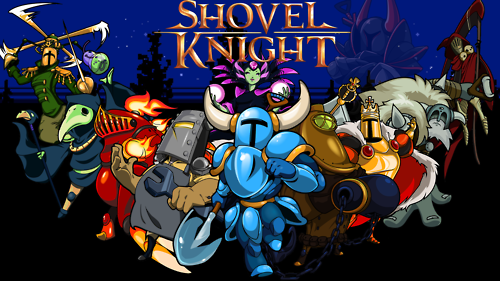 Shovel Knight Review: We Can Dig it (Wii U, 3DS, PC)