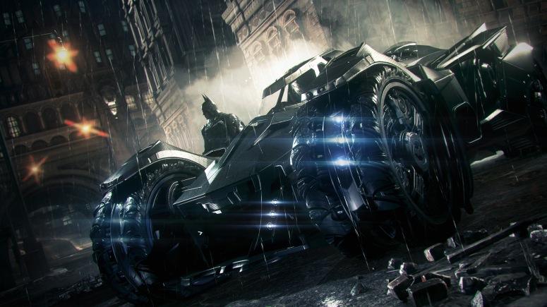BatmanArkhammobileyall