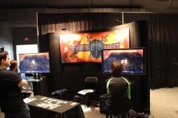 Part Minecraft & Zelda, Forge Quest is looking very impressive.