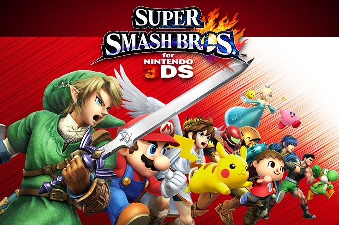 Super Smash Bros. For Nintendo 3DS Review: Fight Anywhere
