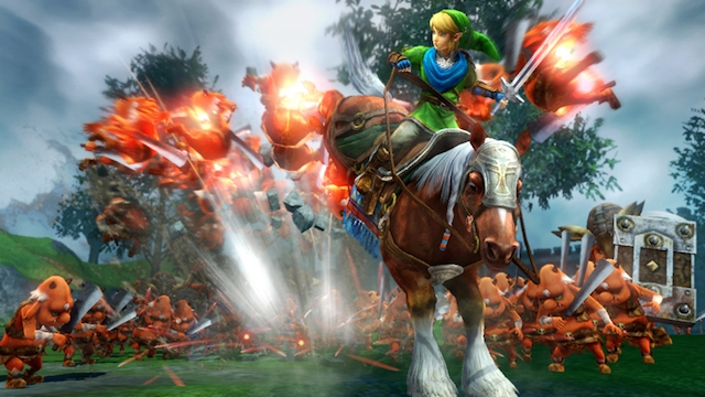 Hyrule Warriors Review: Honoring Two Franchises (Wii U)