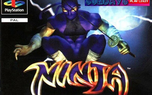 playstation 1 ninja games