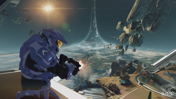 halo review – Play Legit: Video Gaming & Real Talk – PS4, Xbox One