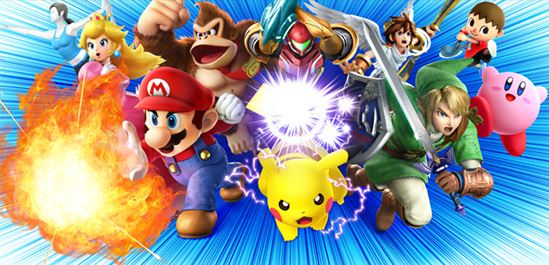 Super Smash Bros. For Wii U Review: Making History
