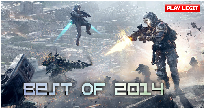 Play Legit's Best Games of 2014 Voting: Wave 2