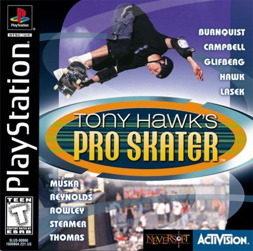 Tony Hawk's Pro Skater Psx