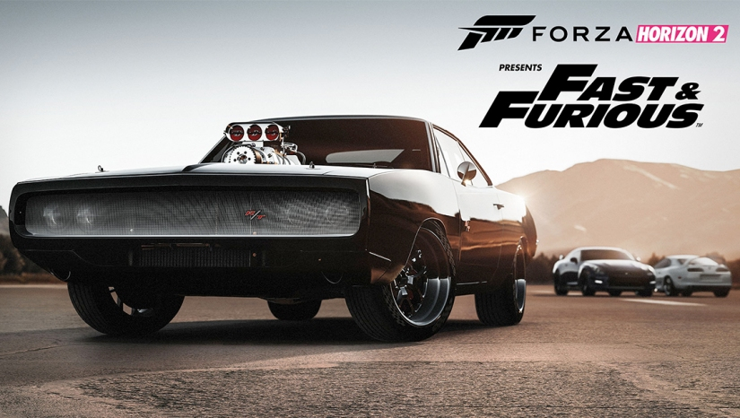 Forza Meets The Fast andFurious