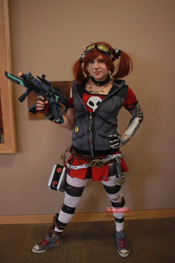 I found Gaige again, I saw her at Ohayocon, still an awesome cosplay