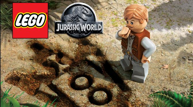 Lego Jurassic World: FirstLook