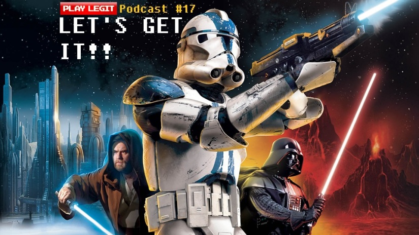 PL Podcast #17: Making Movie Video GamesAwesome