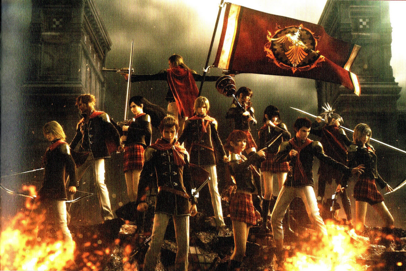 Final Fantasy Type-0 HD Review: Class Heroes (PS4, XO)