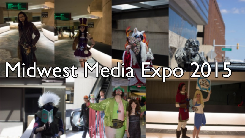 Midwest Media Expo2015!