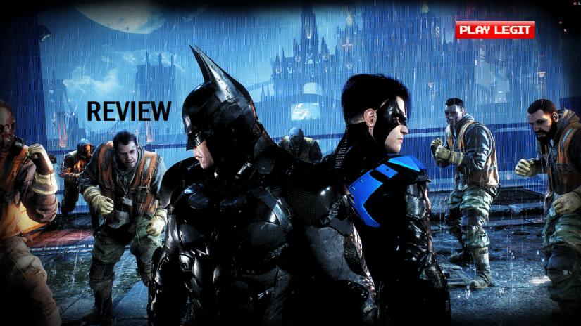Batman: Arkham Knight Review: The BatmobileRises