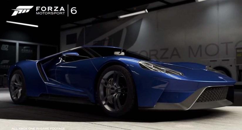 Forza Motorsport 6 E3 2015Reaction
