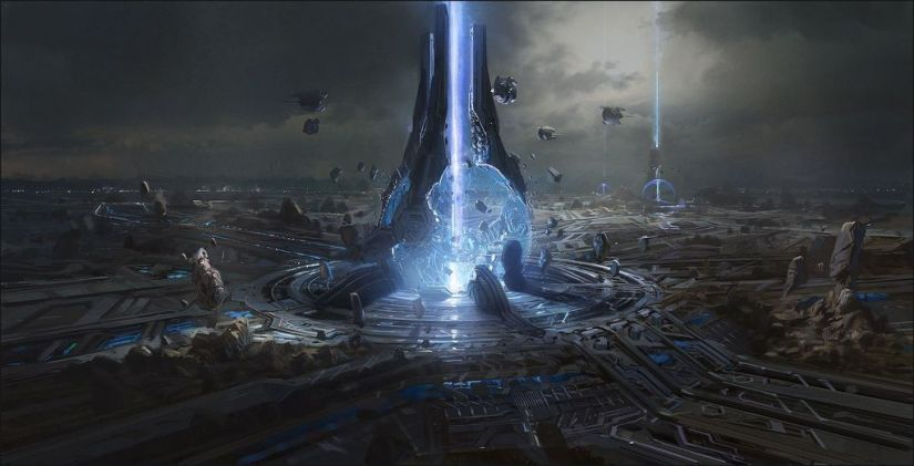 1000 Words (Halo4)
