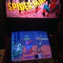 Spider-Mane!