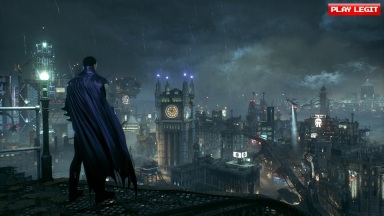 Gotham looks great.